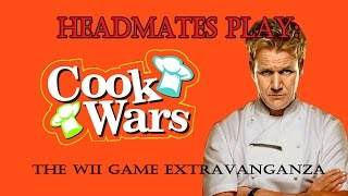 Wii Games Extravaganza: Cook Wars