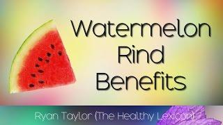 Watermelon Rind: Benefits f๐r Health