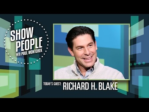 Show People with Paul Wontorek: Richard H. Blake of A BRONX TALE