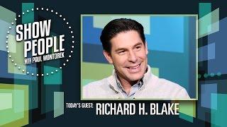 Show People with Paul Wontorek: Richard H. Blake of A BRONX TALE