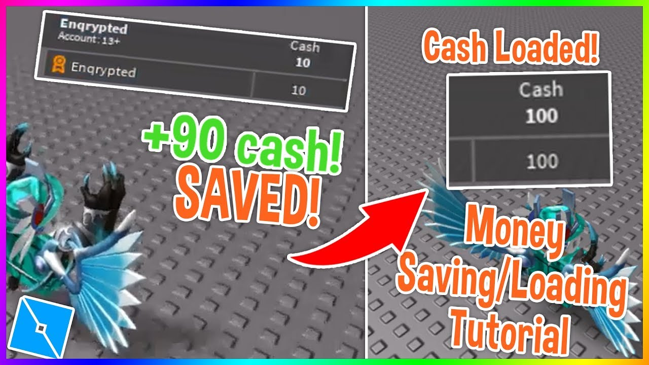 Make a Currency Saving System on your ROBLOX Game!