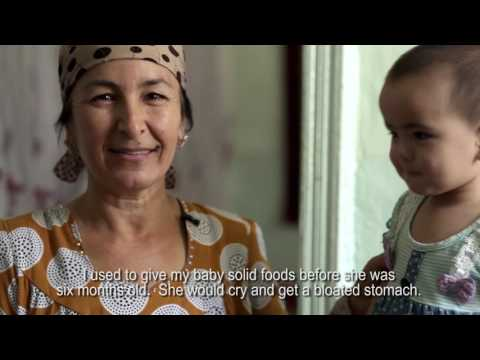 Tajikistan's Maternal and Child Health Project achievements