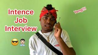 Intence Job Interview | @nitro__immortal