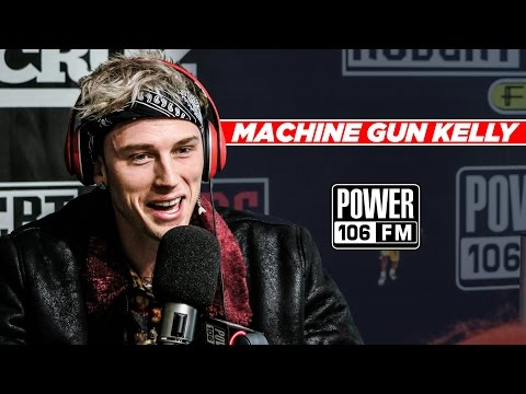 Machine Gun Kelly Album Details, Being Stuck In Elevator w/ Diddy, Talking Spanish, And More!