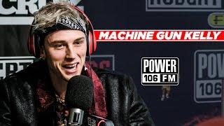 Machine Gun Kelly Album Details, Being Stuck In Elevator w/ Diddy, Talking Spanish, And More!