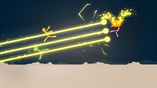 HARDEST BOSS IN STICK FIGHT! (Stick Fight #8)