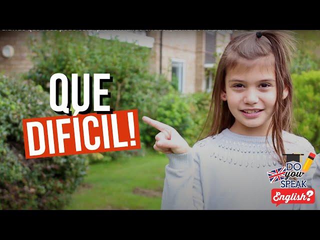 10 Palavras que você pode estar pronunciando errado!  | Londres na Latinha