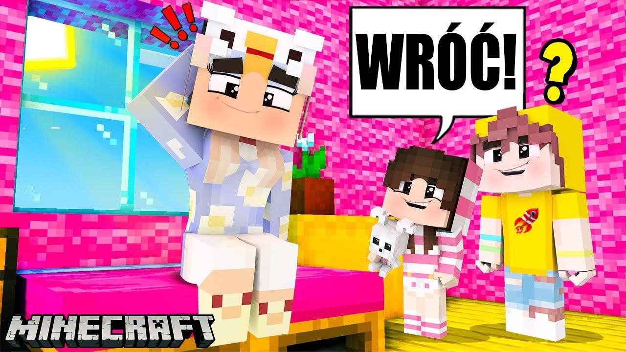 Czy ZUZIA WRÓCI do Minecraft Rodzinka