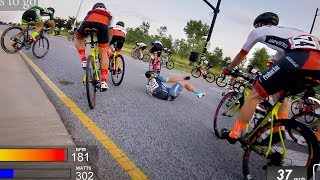 How NOT to Field Sprint - 2018 Intelligentsia Cup Pro Men Stage 5 - South Chicago Kermesse