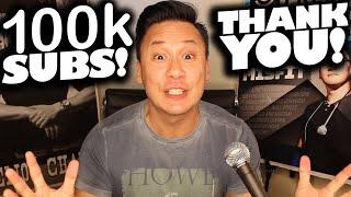 Why I Make Videos + 100K SUBS!!