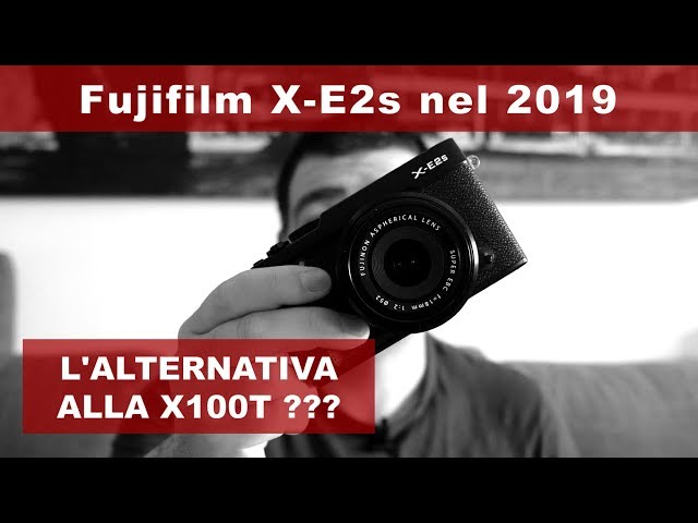 Fujifilm X-E2s: macchina perfetta per la street photography?