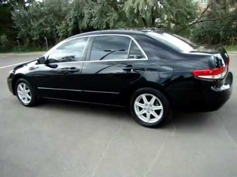 2004 Honda Accord Ex L V6 From Newcarscolorado Com Youtube