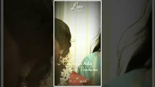 💞En Kanmani Unna Pakkama💞Tamil Love Album Song Full screen WhatsApp status