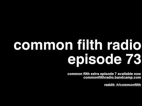 Common Filth Radio   Episode 73 THE NATURAL ARISTOCRAT COMMUNITY
