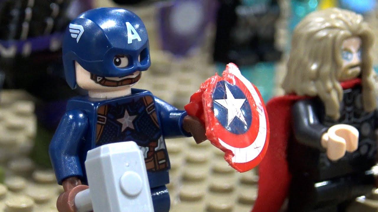LEGO Avengers: Endgame Final Battle with 400 Minifigures!