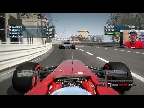 F1 GP Monaco 2014 Montecarlo (Clasificación y Carrera / Qualifying Start & Race) | Español F1 HD