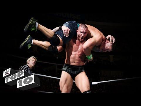 Stolen Finishers: WWE
