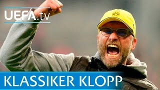 Jurgen Klopp's greatest Dortmund nights