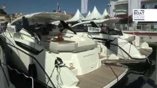 Обзор катера Atlantis 34(Видео катера Atlantis 34 - спортивный круизер, быстро заслуживший всеобщее признание. Более подробную информаци..., 2014-06-09T00:25:19.000Z)