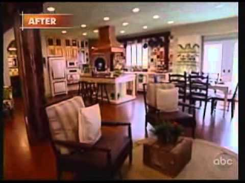 Silestone On Extreme Makeover Home Edition Episode 804, 10/24/10
