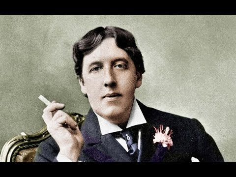 What Did Oscar Wilde's Voice Sound Like?