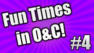 Order & Chaos Online - Fun Times in O&C #4 (Dungeon Fails, SnakeBoy, & Breathing Fire!)