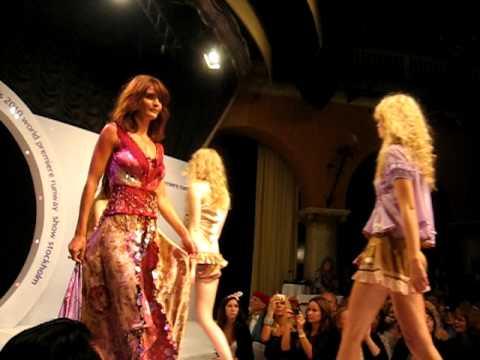 Odd Molly fashion show Stockholm 2009