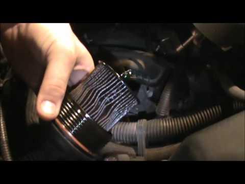 2008 Chevy Malibu Oil Filter Change