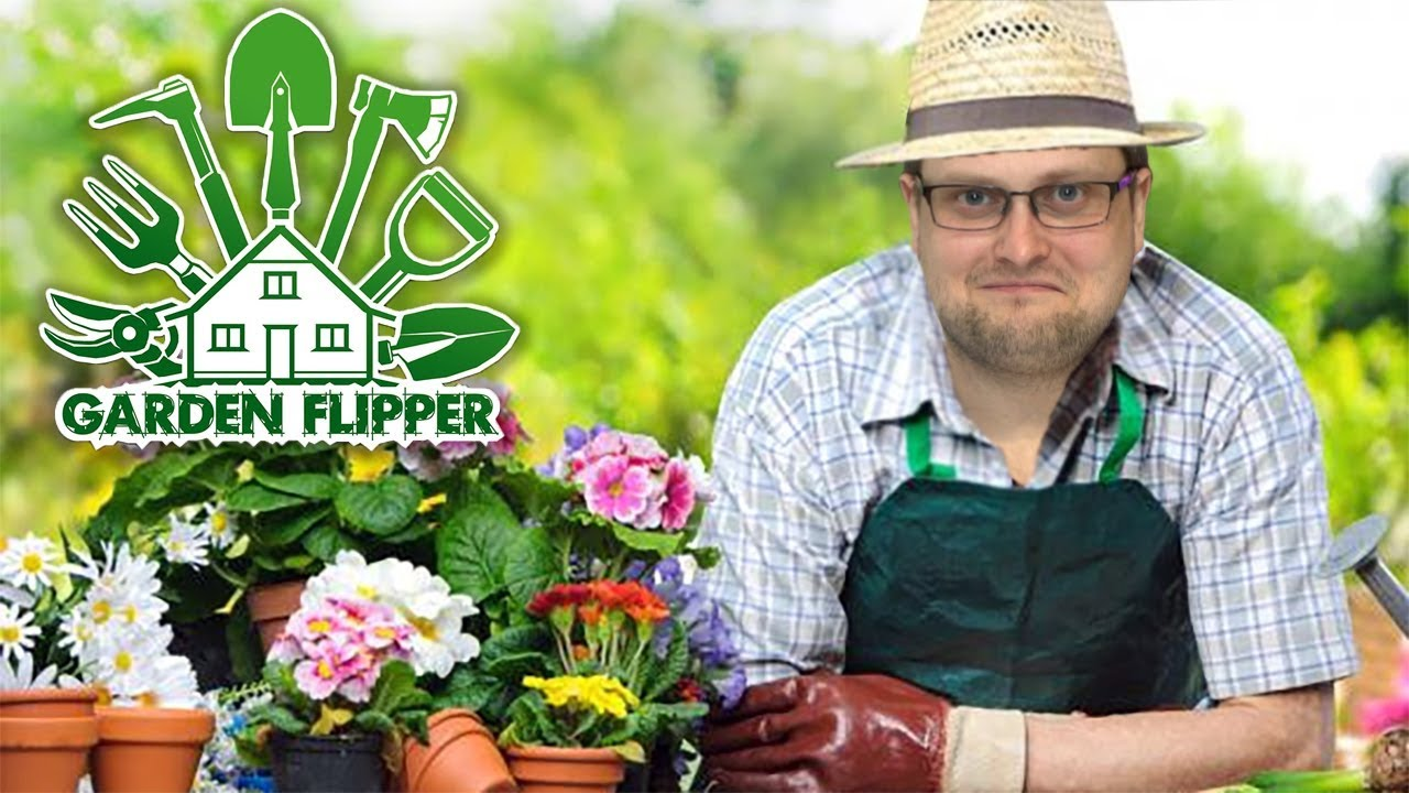 Download ЛУЧШИЙ САДОВНИК УЖЕ ТУТ ► Garden Flipper #1
