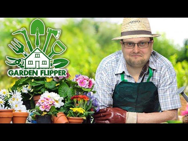 ЛУЧШИЙ САДОВНИК УЖЕ ТУТ ► Garden Flipper #1