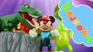 Miki i Dinozaury | Myszka Miki & Dino Meal | Bajki i Gry dla dzieci