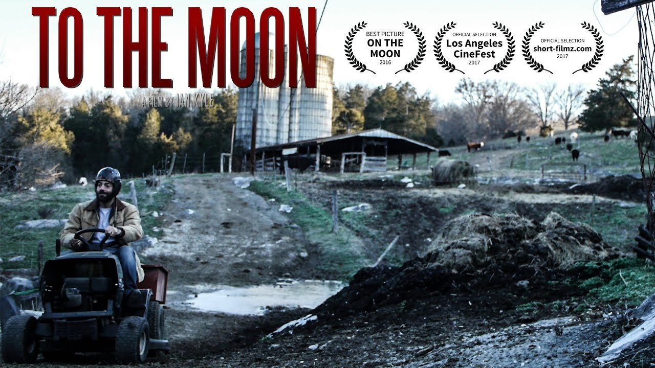 To The Moon 2016 Short Film Youtube