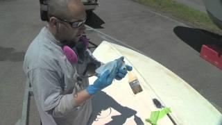 Fiberglass Hull Repair