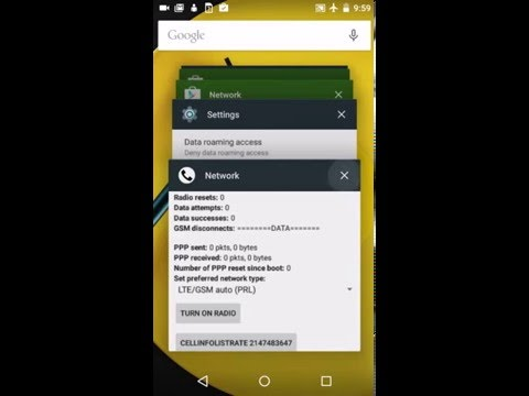Unlock Verizon MOTO E to be used in any GSM network