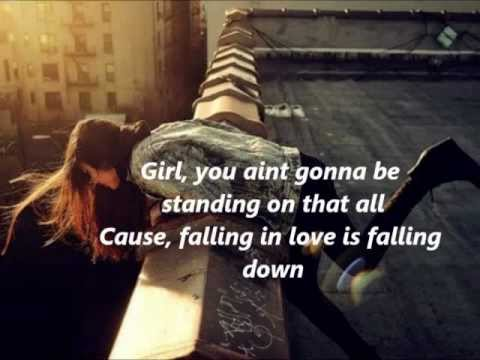 Mario- Falling down *lyrics*