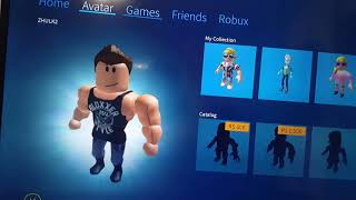 Tutorial on how to buy packages on Roblox on the Xbox One part 1