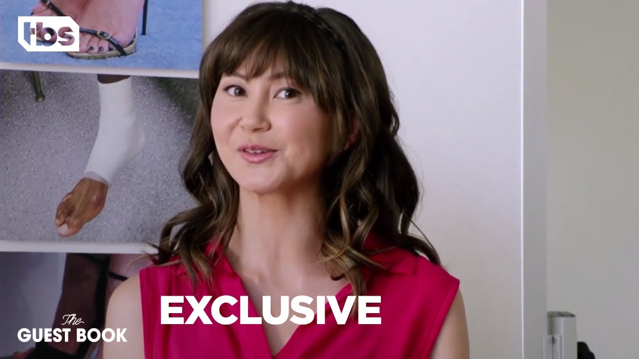 The Guest Book: Kimiko Glenn – Game of Toes [EXCLUSIVE]   TBS