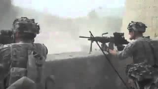 Как Американцы ведут бои в Афганистане!
