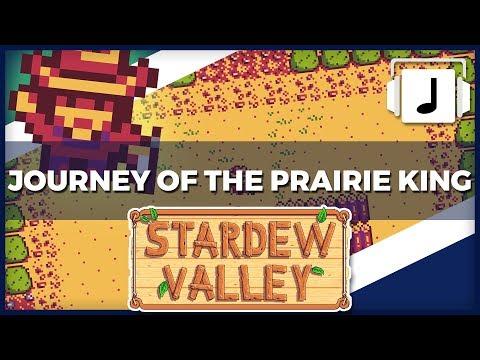 """""""Journey of The Prairie King"""" Stardew Valley Remix"""