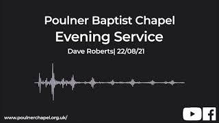 Evening Service 22nd August