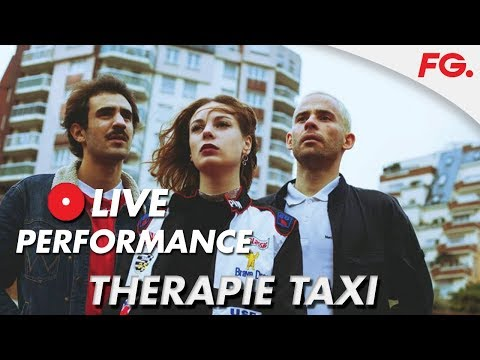 CRI DES LOUPS - THERAPIE TAXI (Live du 14/03/2018)