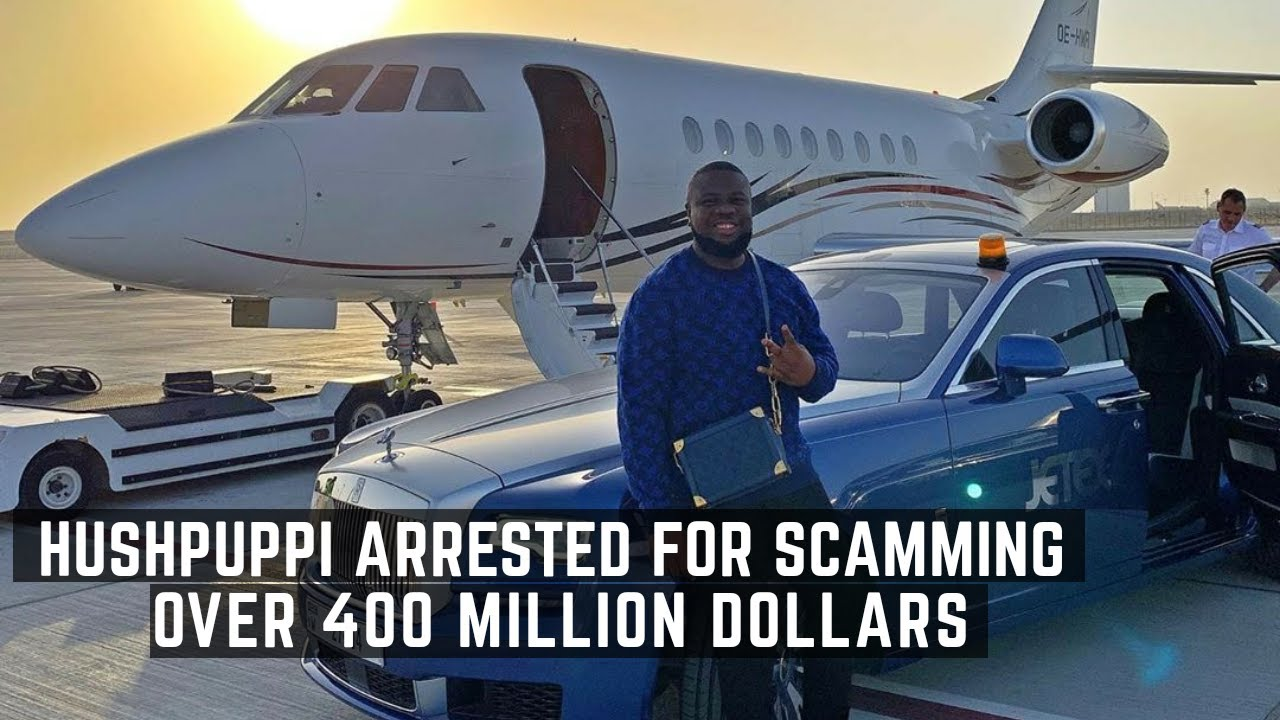 Nigerian Instagram Influencer Hushpuppi Gets Arrested In Dubai For Scamming Over $400M