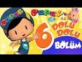 Pepee İle Dolu Dolu 6 Bölüm - Çocuk Çizgi Film | Düşyeri