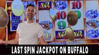 🤑 Last Spin JACKPOT HANDPAY! 😲 Wonder 4 is WONDERFUL with SEXY Multipliers ❌❌❌ #ad