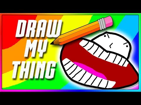 WHAT DAT MOUF DO   Pictionary Online Skribbl.io