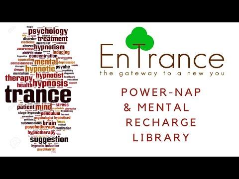"#1/50. Powernap Meditation- EnTrance ReCharge PowerNap Meditations - 30""."