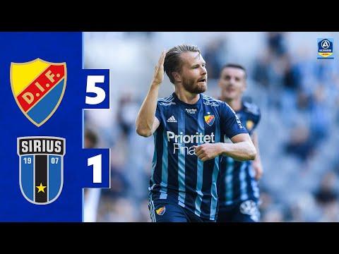 Djurgården Sirius Goals And Highlights
