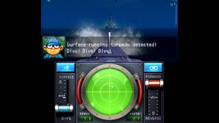 Steel Diver: Sub Wars Mission 7 Level 3 + Credits