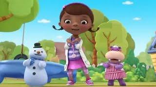 La doctora Juguetes - Un osito calido y amigable - Dibujos animados Disney Junior en Español