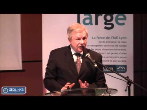 (XRV) Xavier Raufer à l'université de Lyon : nouvelles menaces criminelles